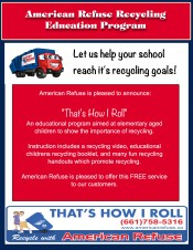 Education Program Flyer
